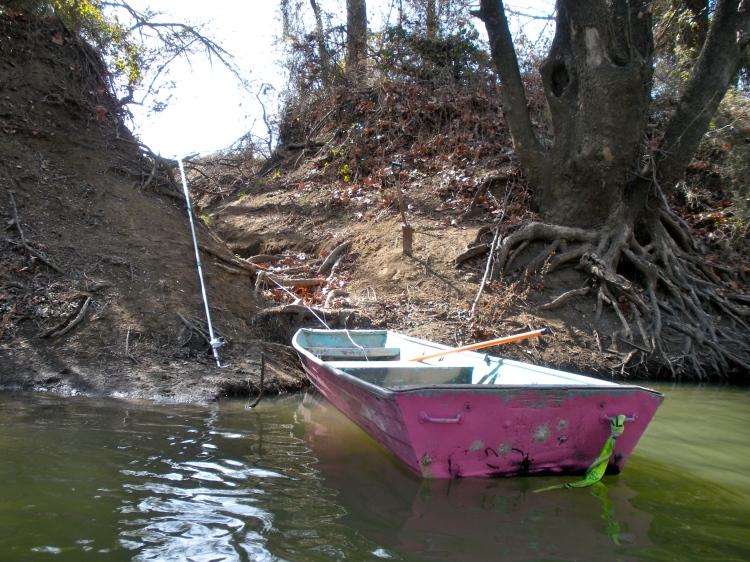 Mystery boat